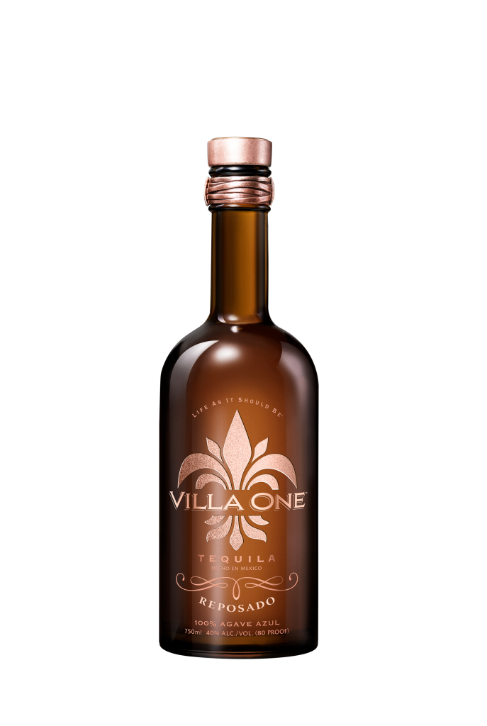 Villa One Tequila Reposado